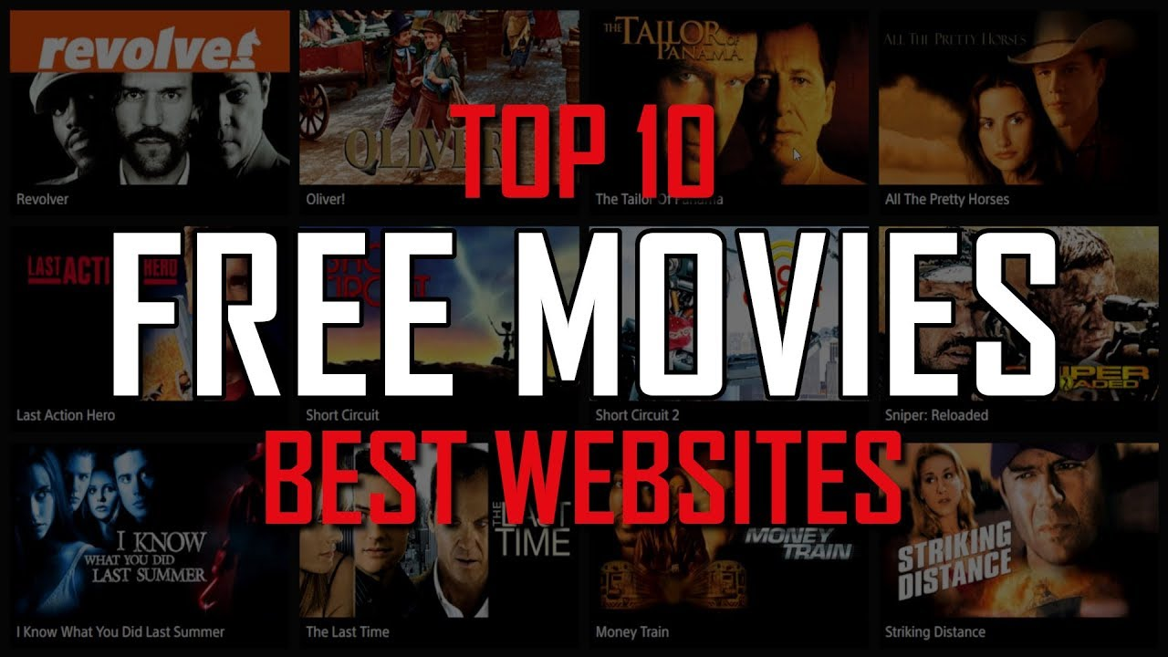 Top 10 Free Movies Best Website